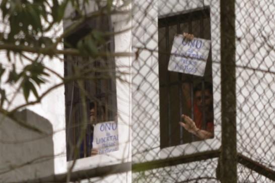 Castigan a López y Ceballos por anunciar huelga de hambre
