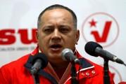 Diosdado asevera que todos los Chavistas deben ser radicales