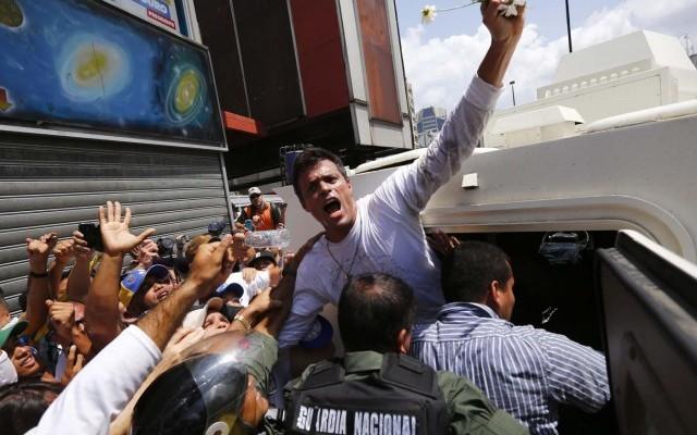 Sentencian a Leopoldo López a 13 años 9 meses de prisión