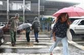 Pronostican lluvias y lloviznas aisladas para este lunes
