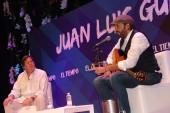 Juan Luis Guerra abrió el Hay Festival en Cartagena con música y anécdotas