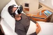 ¡Fascinante! Aerolínea instalará lentes de realidad virtual a sus pasajeros