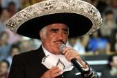 Vicente Fernández se despedide de los escenarios en Ciudad de México