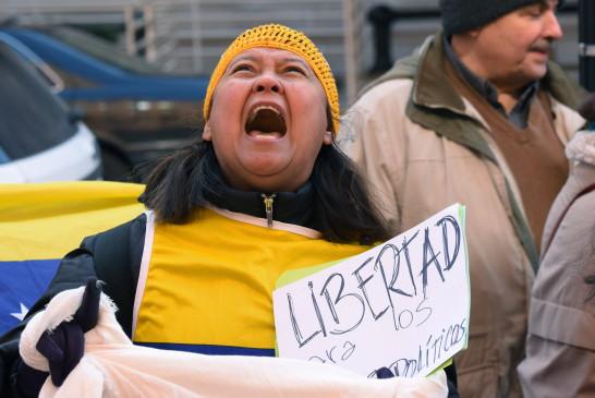 La oposición pide a la OEA que se pronuncie sobre la democracia en Venezuela