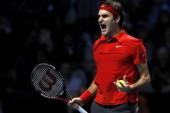 Roger Federer: Un torbellino en Dubai