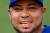 Pitcher venezolano fue suspendido de MLB por dar positivo en prueba antidoping