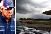 Maldonado asegura que no clasificó a Q3 por culpa de la lluvia