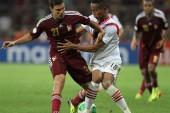 Venezuela se impuso ante partido amistoso con Perú