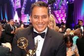 Daniel Sarcos dedica su premio Emmy a Venezuela