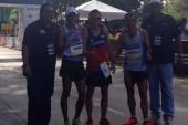 Estos son los ganadores del Maratón CAF