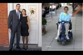 Mujer vive 33 años con parálisis cerebral y se cura con una píldora (+VIDEO)