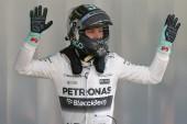 Rosberg logra el mejor tiempo en los entrenamientos de Silverstone