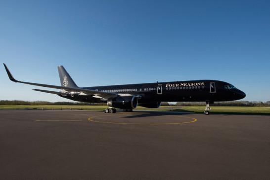 Four Seasons Presenta Avión Privado Para Experiencia De Lujo