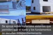 ¡En 15 segundos! Crean casa capaz de resistir fuertes terremotos (+Video)