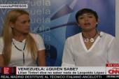 """Esposas de López y Ceballos denuncian """"secuestro y castigos"""" a opositores"""
