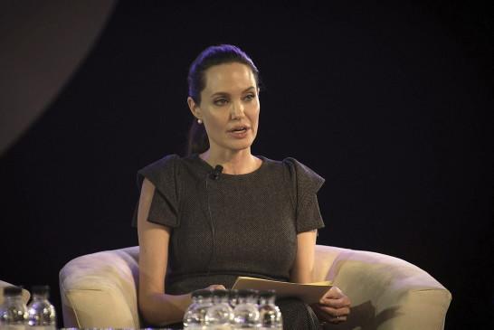Angelina Jolie acude a Cumbre de Unión Africana