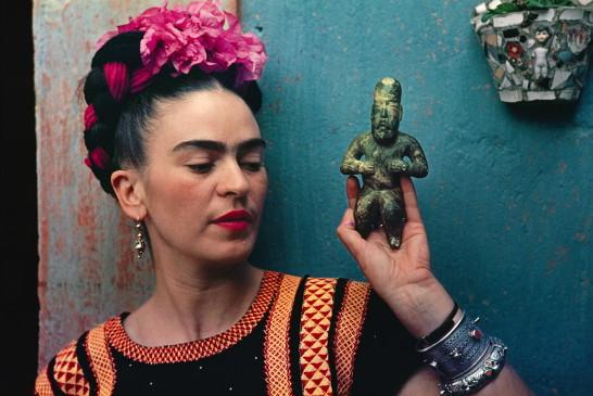 Frida Kahlo es recordada a 108 años de su natalicio
