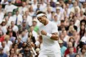 Nadal derrota a Bellucci en su debut en Wimbledon