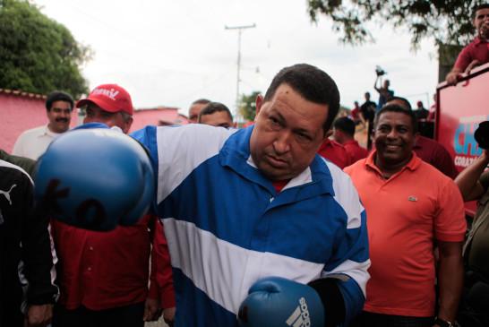 Chávez y sus libertades en prisión
