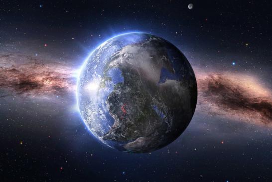Asombrosas imágenes del planeta Tierra visto desde el espacio