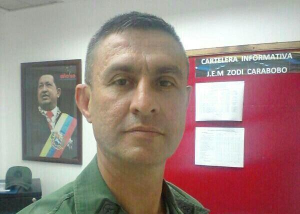 Coronel José Martin Raga es detenido por declaraciones ofrecidas a Newsweek