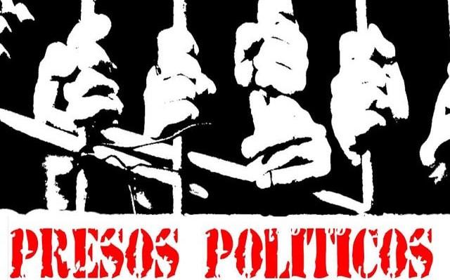Comunicado de prisioneros políticos: Exigen LIBERTAD INMEDIATA
