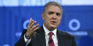 Duque: El mundo debe unirse para parar la migración venezolana