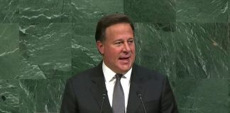 Varela anunció medidas humanitarias para venezolanos en Panamá