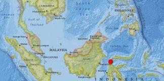 Terremoto de 7,5 sacude Indonesia y activan alerta de tsunami