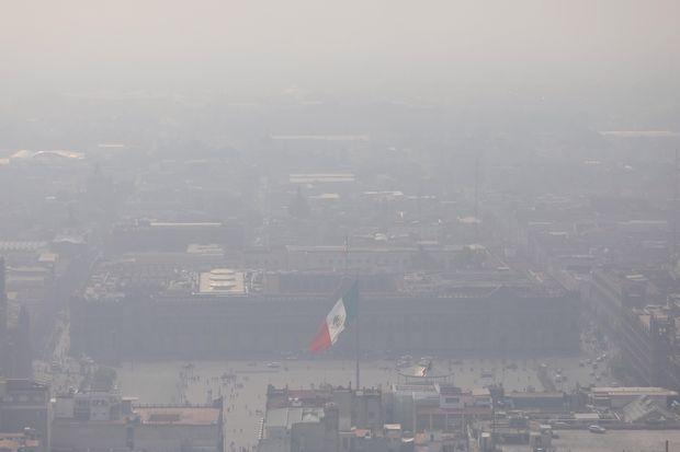 contaminacion mexico