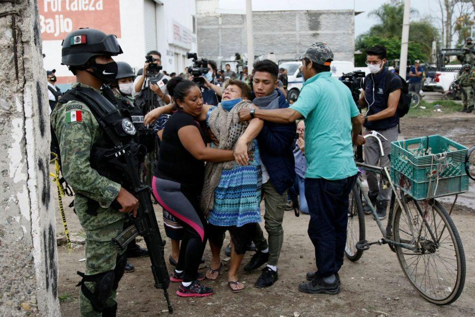 Guanajuato para ayudar a combatir la delincuencia